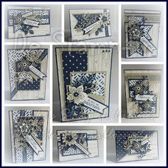 De Stamp-in': One Sheet Wonder Inspiratieblog! Link to Video with cutting dimensional photos