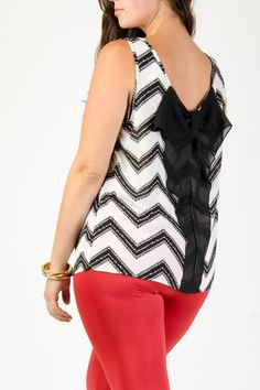 gstagelove red maxi top with front split- plus size $16.99
