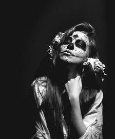 Dia des los Muertos Board Cover