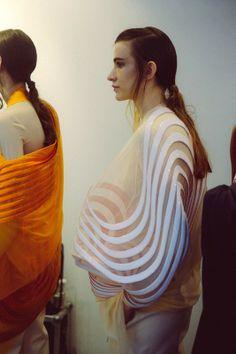Ida Gro Christiansen - RCA MA Fashion 2014
