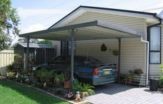 The wooden pergola is a good solution to add beauty to your garden. If you are not ready to spend thousands of dollars for building a cozy pergola then you may devise new strategies of trying out something different so that you can re Pergola Cost, Pergola Canopy, Outdoor Pergola, Pergola Plans, Diy Pergola, Outdoor Decor, Pergola Ideas, Pergola Shade, Modern Carport