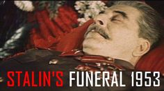 Karen retweeted:       Rare colour video from Stalin's Funeral in Moscow (1953) communismgr.blogspot.gr/2017/03/rare-c #Stalin #Moscow #History #USSR #Video