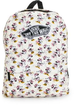 190770cec75 Disney x Vans Minnie Mouse Backpack Minnie Mouse Backpack, Jansport  Backpack, Vanessa Hudgens,