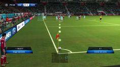 Pes 2014 Ps3 Gameplay - Manchester City vs Atlético de Madrid (Champions League) - HD https://www.youtube.com/watch?v=Jst2cMjwv3s