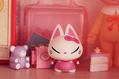 hello kitty Zhuai Mao