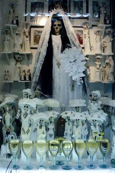 La Santa Muerte: Mexico's Saint of Delinquents and Outcasts