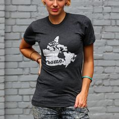 The Home T: Soft shirts that show a little love for Canada, or any of the 50 states.