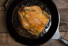 How to Make Perfect Roast Chicken in Only an Hour