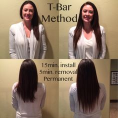 A latest new look with #NewHairExtensions without wait
