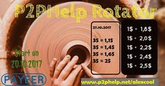 I am pleased to inform you that finally, something that we can proudly proud of, the P2PHelp system invented by the Romanian Bubanszki Raul, from Caransebes, has studied at Automatica and Calculatoare Timisoara and lives in Timisoara. Now we can boast with an investment system, P2PHelp - it's a platform with which anyone can win in relation to the...