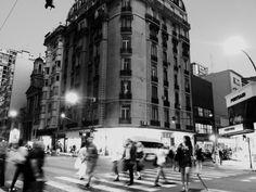 https://flic.kr/s/aHskEnDP4f | Av. Sante Fe & Uruguay, Recoleta, Buenos Aires | Av. Sante Fe & Uruguay, Recoleta, Buenos Aires