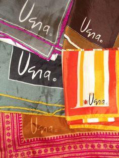 .Love Vera scarves!
