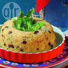 Arroz com laranja @ allrecipes.com.br