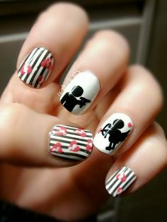 #nails #nailart #nailpolish #nailvarnish #nailingtons #antivalentines http://www.nailingtons.com/