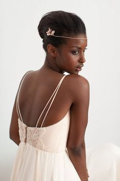 French+knot+black+bridal+updo
