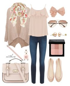 """""""Back to School Outfit"""" by natihasi ❤ liked on Polyvore"""