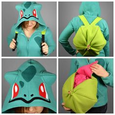 Bulbasaur! Suggested by Jennifer Gomes on GTWM8