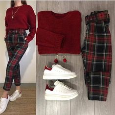 Source by encinasfernande outfits hijab Casual Outfits For Girls, Winter Fashion Outfits, Simple Outfits, Stylish Outfits, Girl Outfits, Dress Fashion, Trouser Outfits, Mode Jeans, Korean Outfits
