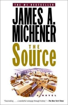 I clicked on the cover of The Source, but the website shows as Hawaii. I didn't like the book Hawaii, but loved The Source. Not one of Michener's better-known novels, but a keeper, for sure. Reading Lists, Book Lists, Reading Room, James A Michener, Books To Read, My Books, Spanish Inquisition, Sr1, Historical Fiction