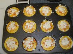 """Chorizo Egg """"Muffins"""""""