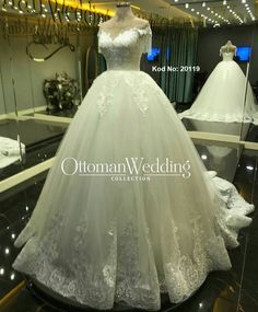 Gelinlik Modeller Ball Gowns, Ottoman, Formal Dresses, Wedding, Collection, Fashion, Fitted Prom Dresses, Mariage, Moda