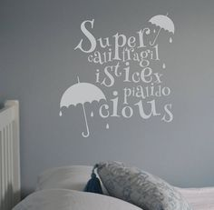Living room | Wall sticker