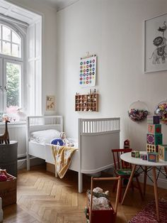 Children's room inspiration Interior Room Decoration, Room Interior, Interior Decorating, Home Decor, Kids Room Design, Little Girl Rooms, Kid Spaces, Kids Decor, Interiores Design