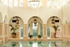 Sea Island Resort Indoor Swimming Pool, Sea Island, GA