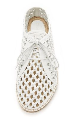 95b36efe1ae514 woven espadrille sneakers  zimmermannonpin Espadrille Sneakers