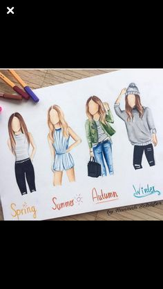 Fashion drawing clothes girls 42 ideas for 2019 Clothes Draw, Drawing Clothes, Outfit Drawings, Drawings Of Dresses, Fashion Design Drawings, Fashion Sketches, Drawing Fashion, App Drawings, Art Sketches