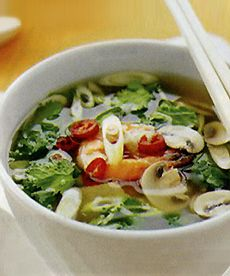 Hot And Sour Soup and Five More Soup Recipes