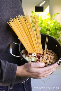 Vegan Vegetarian, Vegetarian Recipes, Healthy Recipes, Pasta Recipes, Easy Meals, Food And Drink, Treats, Baking, Vegetables