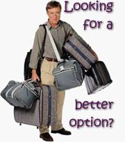 """OneBag.com - Learn how you can travel with just one carry on bag for a trip of any length. When you take just a carry-on bag, you never have to fret about your baggage being lost or stolen. """"Keep Calm and Carry On"""""""