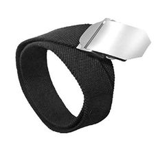 """Now available in 5 colors, 2 sizes (see big boy size adjustable to 60"""" waist).  This is the very best quality web belt on Amazon with a buckle that will not break, will not slip. http://www.amazon.com/Military-Belt-Adjustable-inches-Black/dp/B00Z4L4B5A"""
