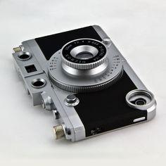 vintage camera iPhone case
