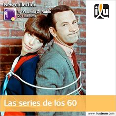 Las #series de los #60  Por Yolanda OroxOro