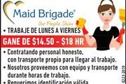 MERRY MAIDS CONTRATANDO   Los Angeles   16876995 Transportation, Parts Of The Mass