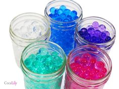 Water Beads - Sensory Play and Decoration- pack of 2 | Jane