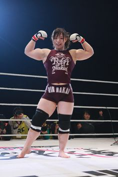 Rin Nakai vs Miesha Tate in the works for UFC Japan - Bodybuilding.com Forums