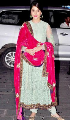 Celebs are rocking the Red colour as an wedding Guests   Velvet Bytes