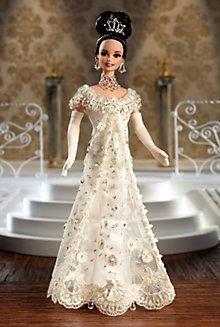 Looking for the Barbie as Eliza Doolittle from My Fair Lady doll? Immerse yourself in Barbie history by visiting the official Barbie Signature Gallery today! Eliza Doolittle, My Fair Lady, Audrey Hepburn, Beautiful Brown Hair, Yellow Lace Dresses, Bride Dolls, Vintage Barbie Dolls, Barbie Collection, Perfect Woman