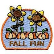 Fall Fun Patch - Girl Scout Fun Patches - PatchFun.com