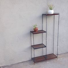 A personal favorite from my Etsy shop https://www.etsy.com/listing/462931896/mid-century-industrial-store-display