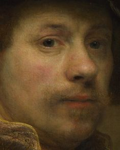 Rembrandt, Self Portrait at the Age of 34