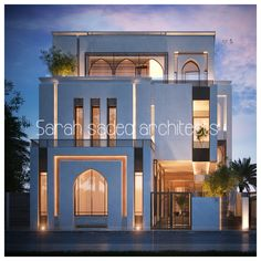 500 m , private villa , kuwait Sarah sadeq architects
