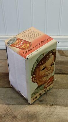 ON SALE NOW Mod Podge Vintage Food Ad Napkin by GroovyHipster