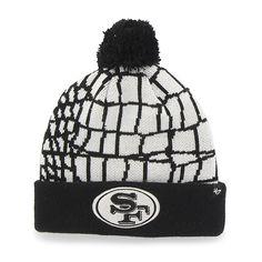 8644b14d521 San Francisco 49Ers Quinkana Cuff Knit White 47 Brand Hat