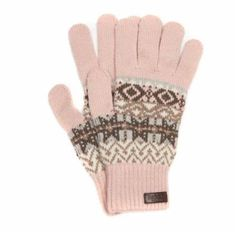 These full-finger gloves are knitted in pure lambswool with a traditional Fair Isle design and a seam-free construction that makes them superbly comfortable. Finished with an embossed leather badge. Matching hat and sweater available.