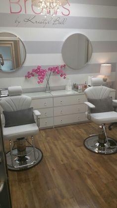 Custom brow studio in Sola Salons Louisville Ky