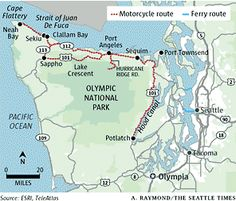 WA Road Motorcycle road trip... now all I need is a motorcycle